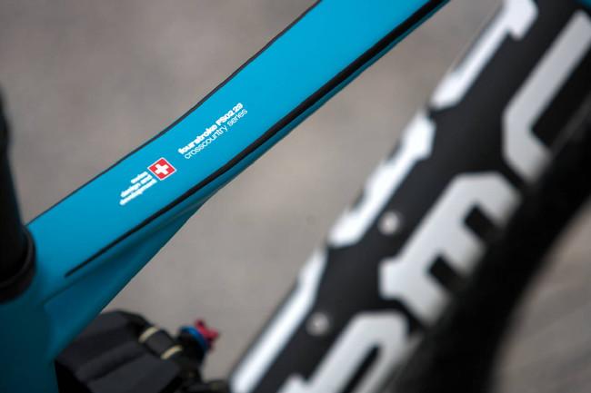 BMC fourstroke FS02 Trailcrew