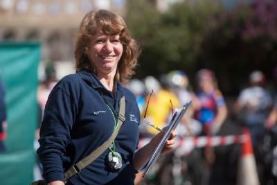 Sunshine Cup pískala rozhodčí Veronika Krejčová