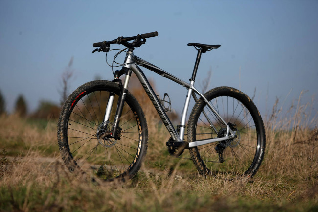 Specialized SJ HT29 Comp