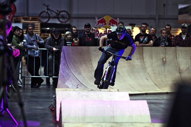 ForBikes PumpTrack race 2013 Krab