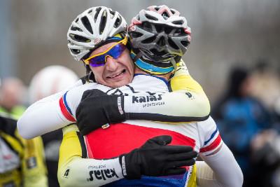 radost v týmu pražské Dukly