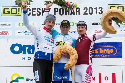 Brno - Velká Bíteš - Brno 2013