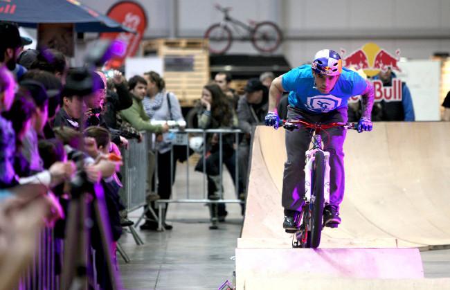 ForBikes PumpTrack race 2013 Slavík