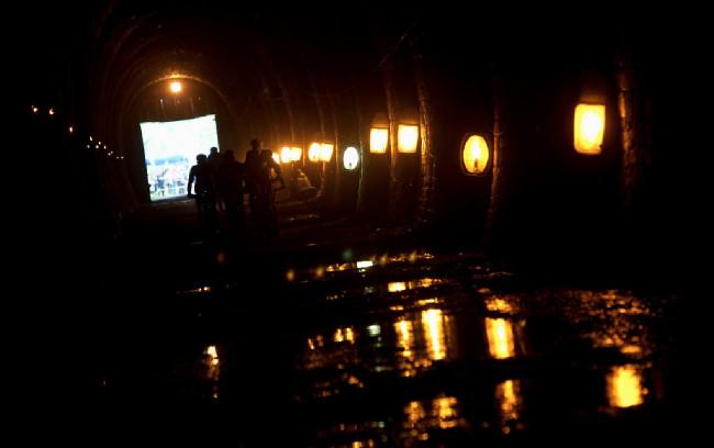 Šelácká klasika - tunel ve Slavičíně