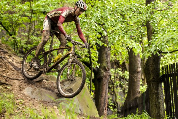 Extrém Bike Most 2013