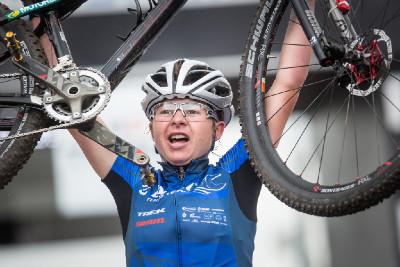 Tanja Zakelj překvapivou vítězkou