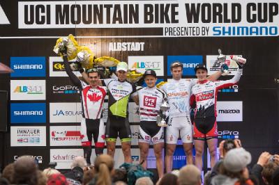 Světový pohár XCE #1 2013 - Albstadt