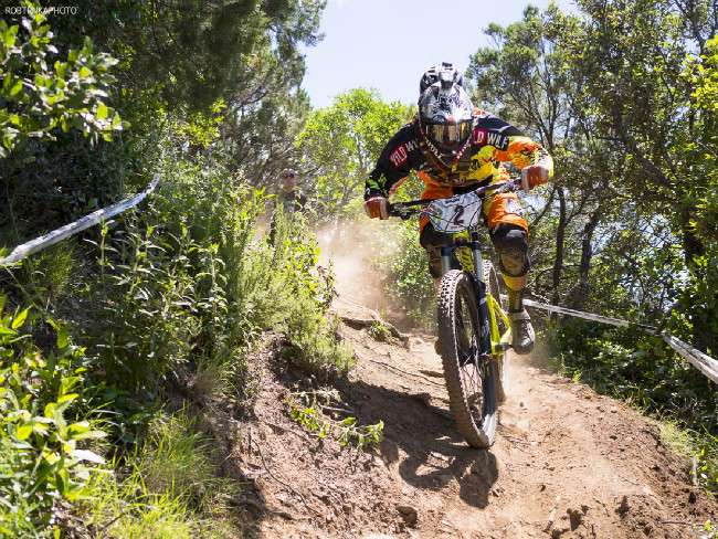 Enduro World Series #1 Punta Ala