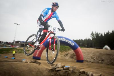 Michal Prokop se do finále nekvalifikoval
