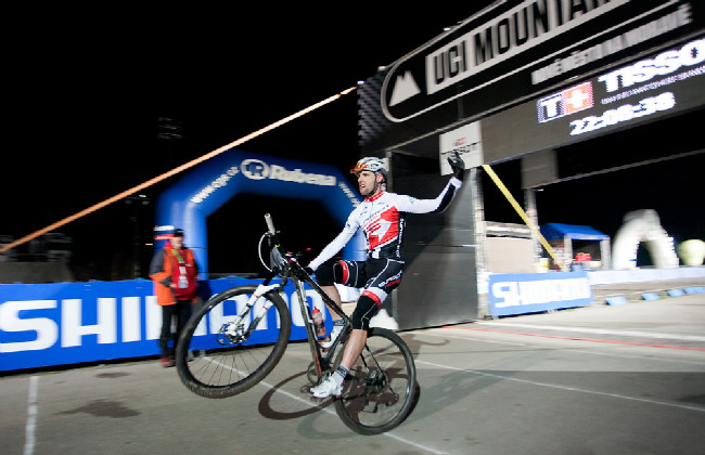 Fotogalerie: EP Energy MTB Night Race 2013