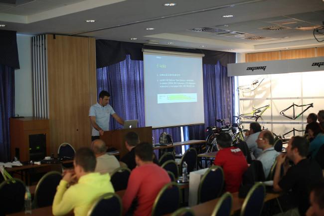 Prezentace novinek Author 2014