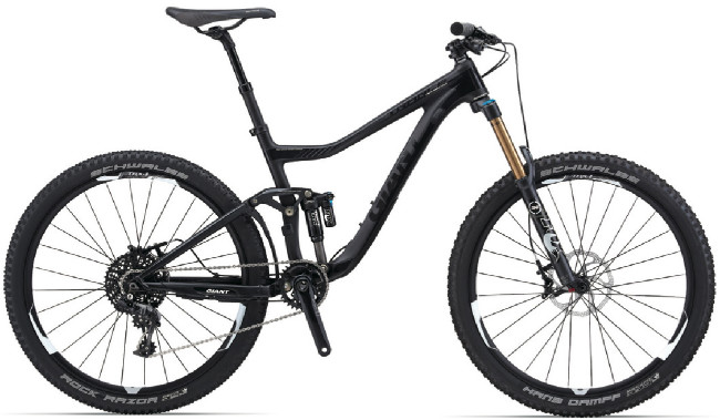 Giant Trance Advanced SX