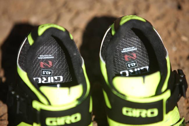 Giro Code tretry