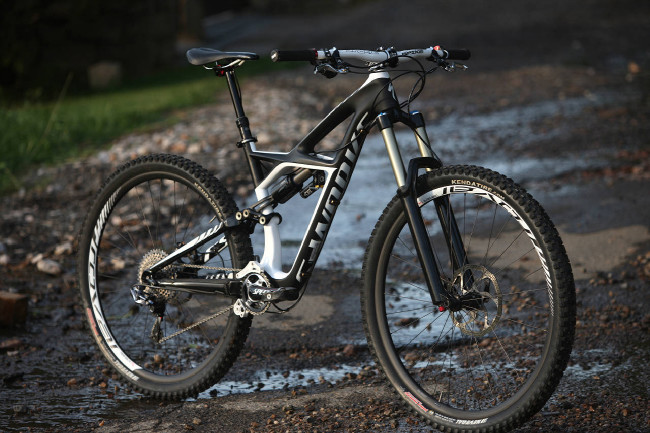 Specialized S-Works Enduro 29 Michala Prokopa