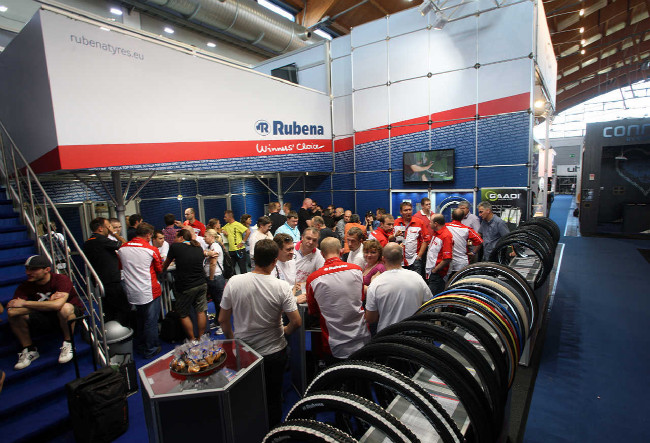 Československé firmy na Eurobiku 2013