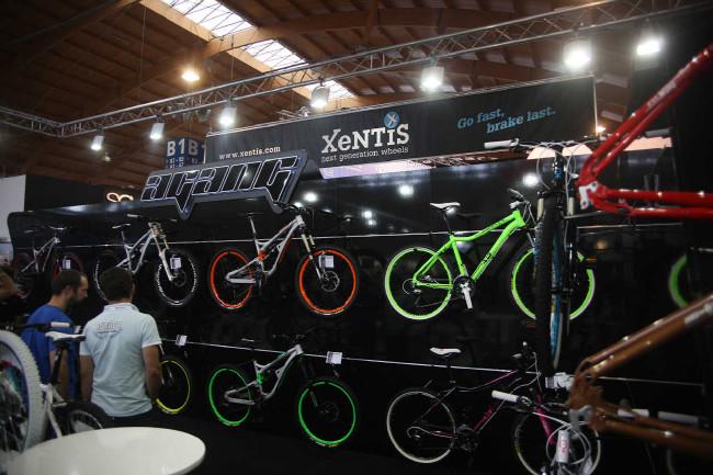 AGang - Eurobike 2013