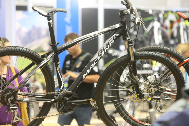 Rock Machine - Eurobike 2013