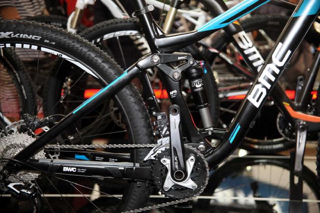 BMC - Eurobike 2013