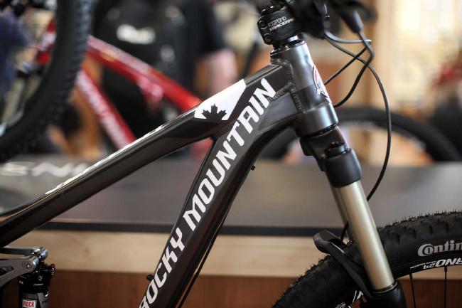 Rocky Mountain - Eurobike 2013