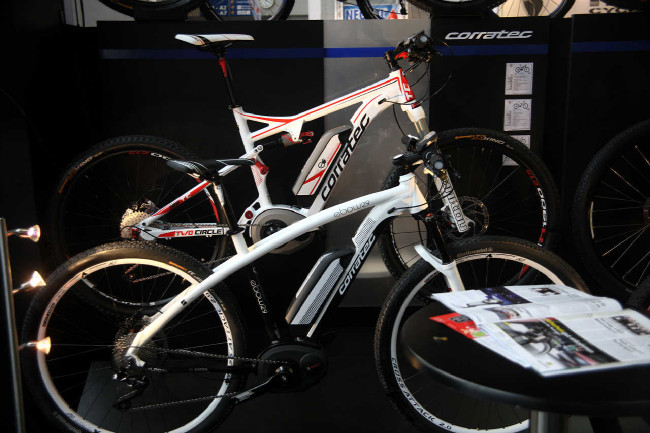 Corratec - Eurobike 2013 fotogalerie