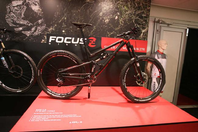 Focus - Eurobike 2013