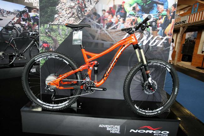 Norco - Eurobike 2013