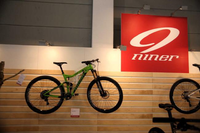Niner - Eurobike 2013