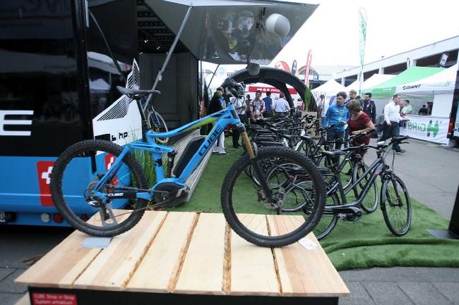 Cube - Eurobike 2013