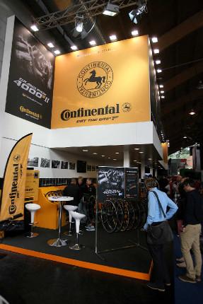 Continental - Eurobike 2013