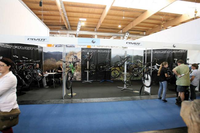 Pivot - Eurobike 2013