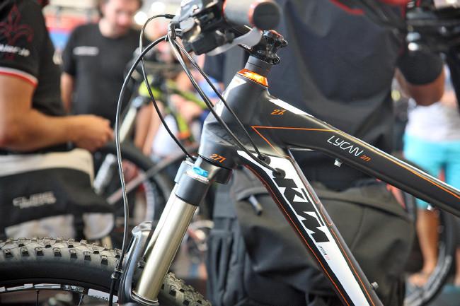 KTM - Eurobike 2013