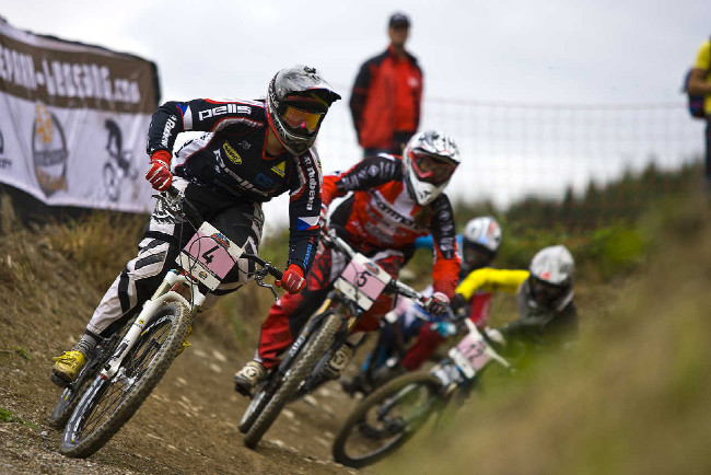 4X ProTour finále - Leogang 2013