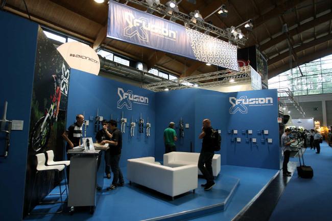X-Fusion - Eurobike 2013