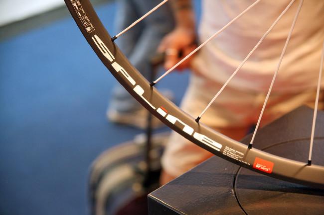 DT Swiss - Eurobike 2013
