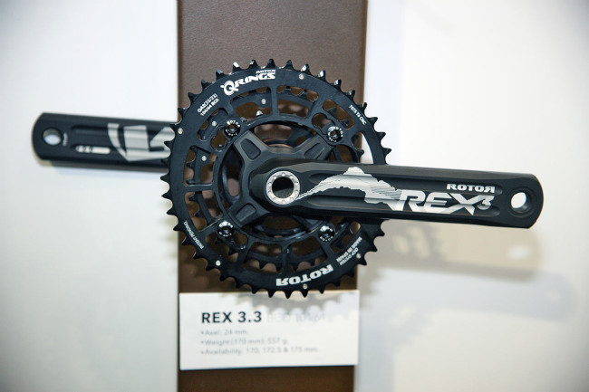 Rotor - Eurobike 2013