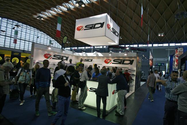 Sidi - Eurobike 2013