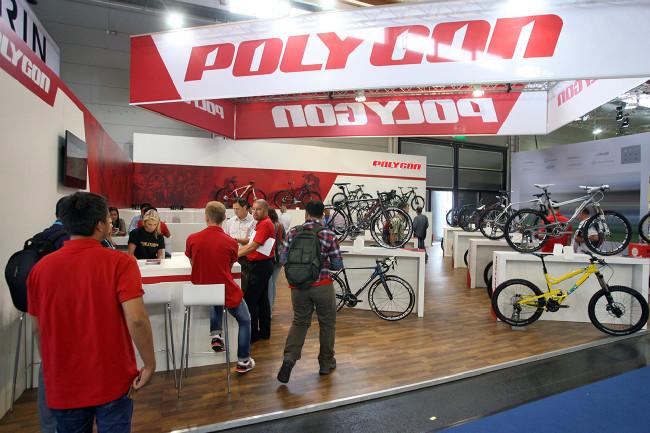 Polygon - Eurobike 2013