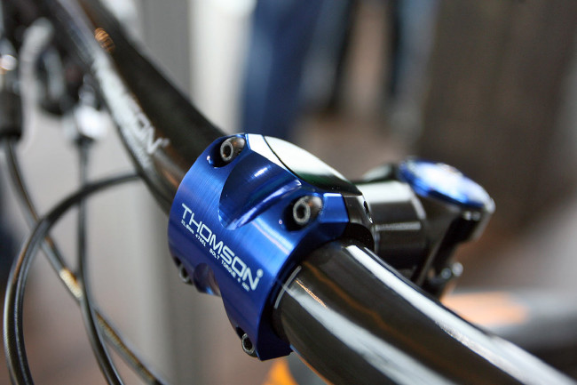 Thompson - Eurobike 2013