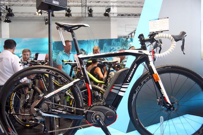 Haibike - Eurobike 2013