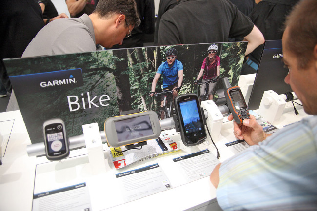Garmin - Eurobike 2013