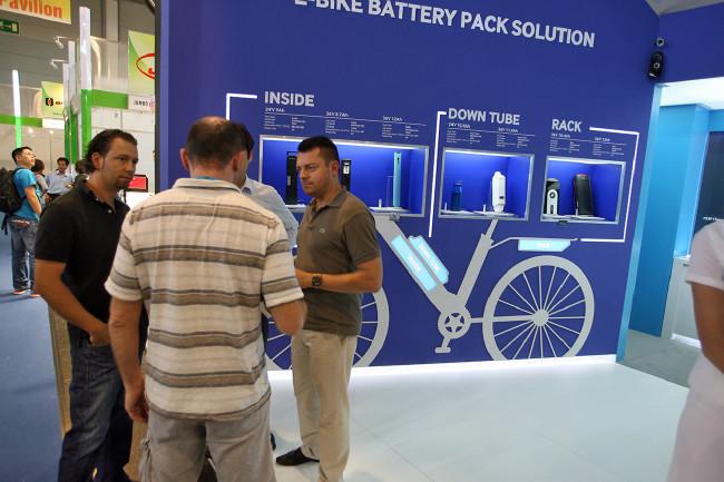 Samsung - Eurobike 2013