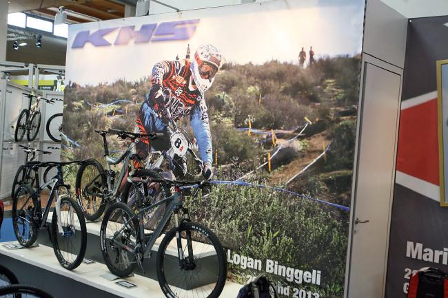 KHS - Eurobike 2013