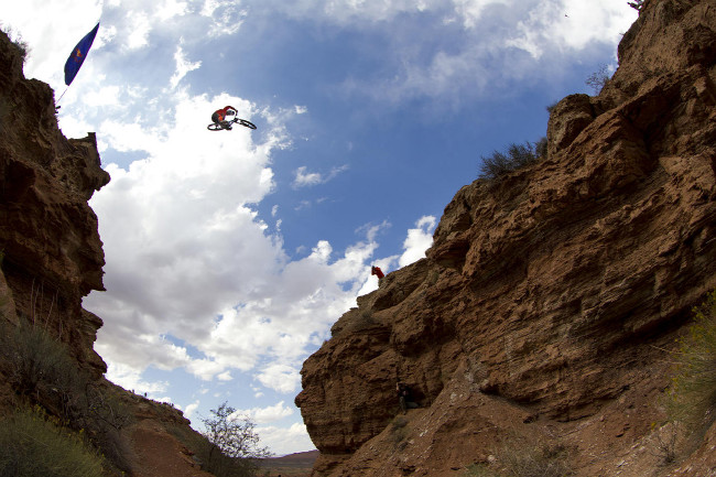 Red Bull Rampage Brendan Fairclough