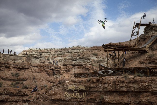 Red Bull Rampage Cameron Zink