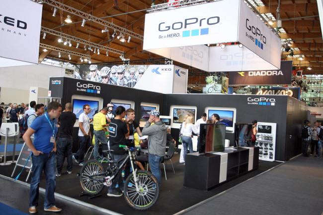 GoPro - Eurobike 2013