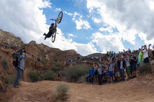 Red Bull Rampage Andreu Lacondeguy