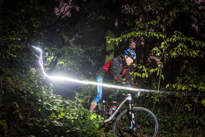 Trek Prague Night MTB Series 2013 - Hostivař