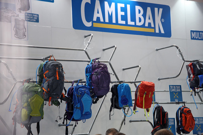 Camelbak - Eurobike 2013