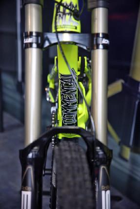 Commencal - Eurobike 2013