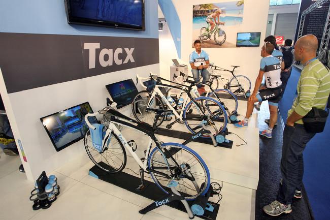 Tacx - Eurobike 2013